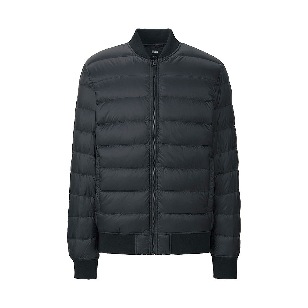 Ultra Light Down Ribbed Blouson, £59.90 ( uniqlo.com )