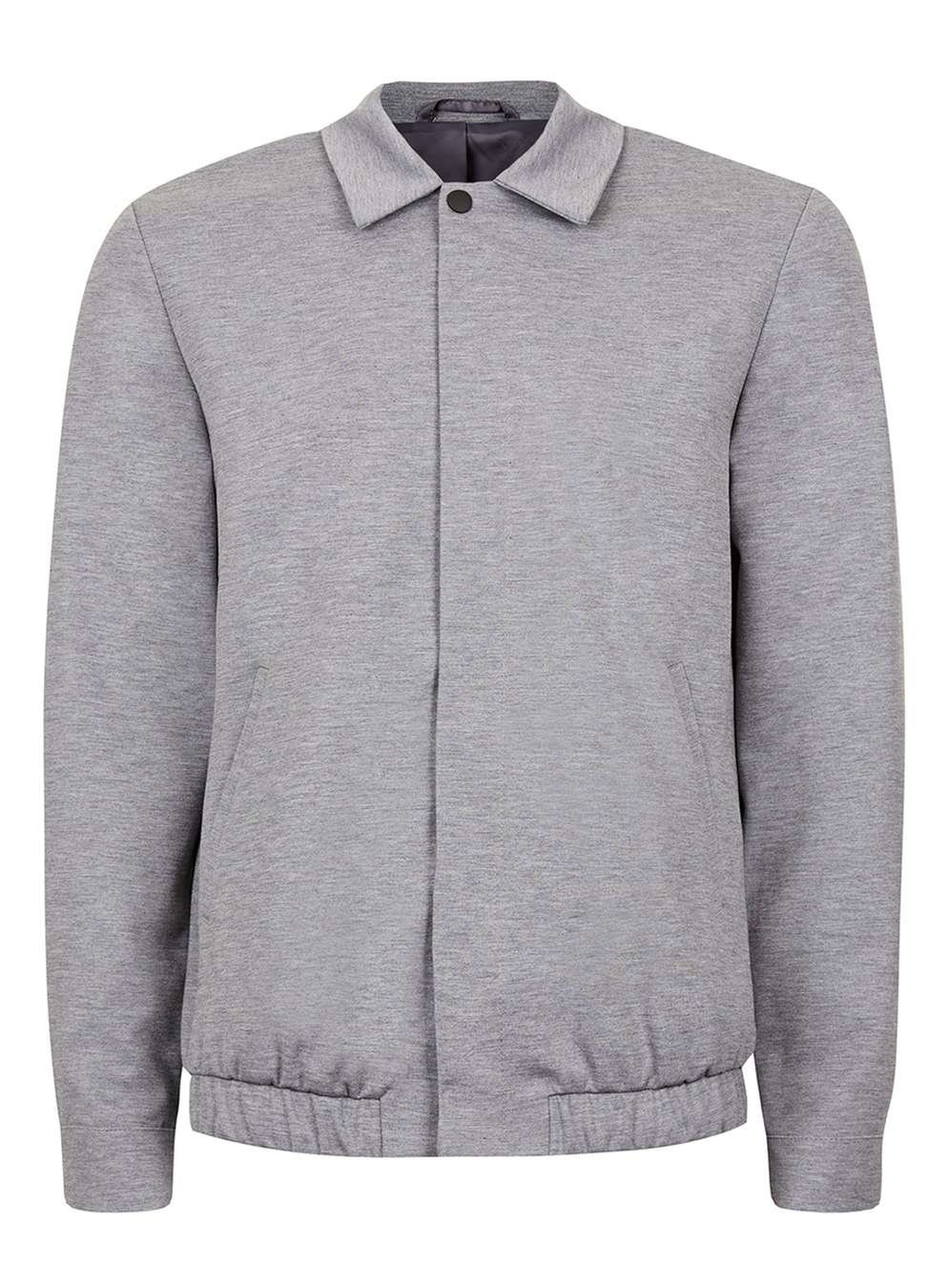 Light Grey Coach Jacket, £65 ( topman.com )