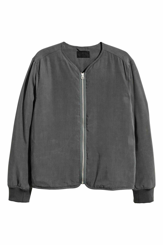 Lyocell jacket, £49.99 ( hm.com )
