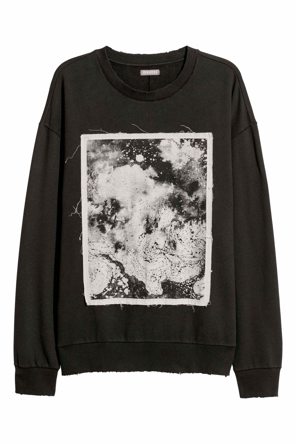 Sweatshirt with a motif, £24.99 ( H&M )