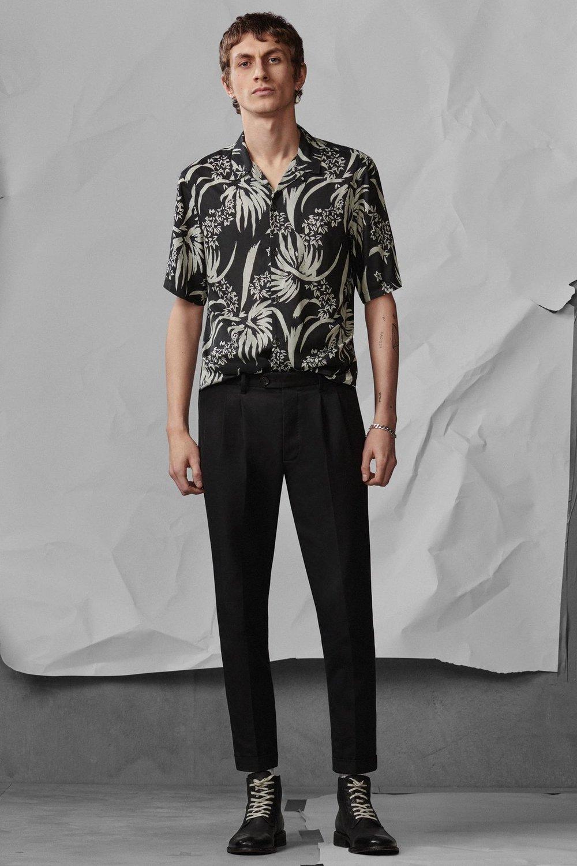 Koloa Shirt , £85  Tallis Trouser , £108  Leven Boot , £168