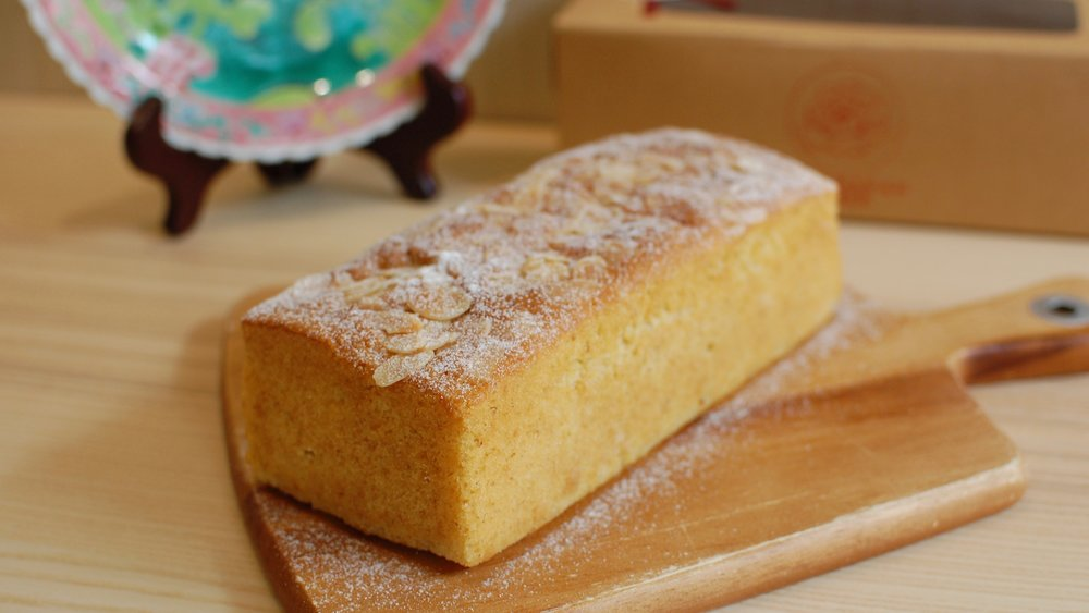 Sugee Cake 7 Inch Loaf