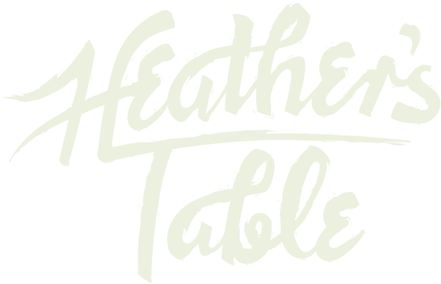 Heather's Table