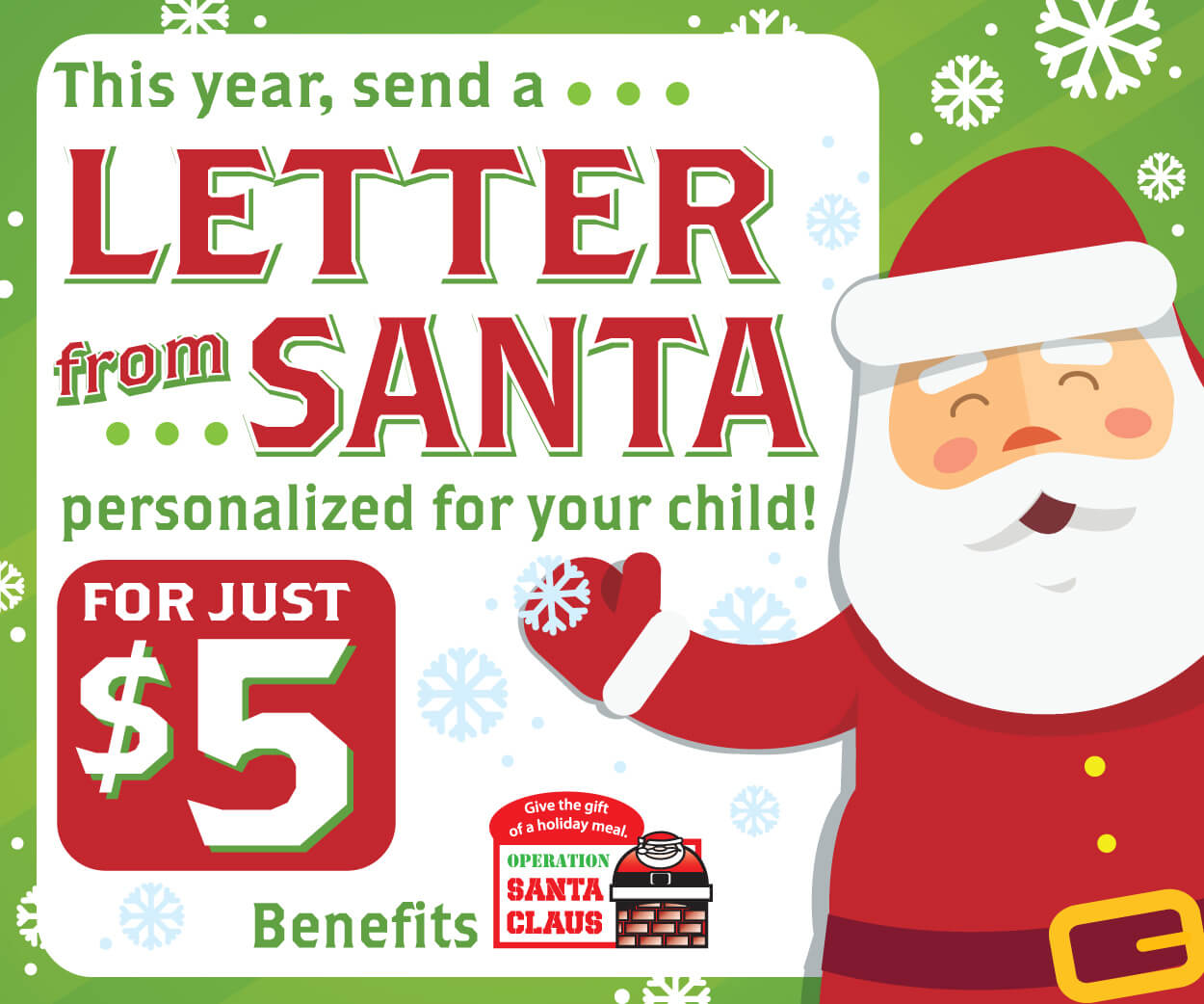 Letter From Santa  Patricia Gongaware