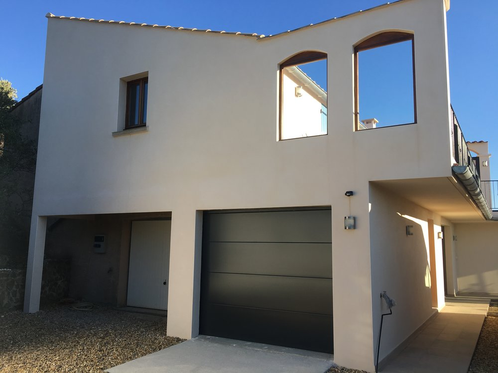 Renovation extension Autignac, Beziers