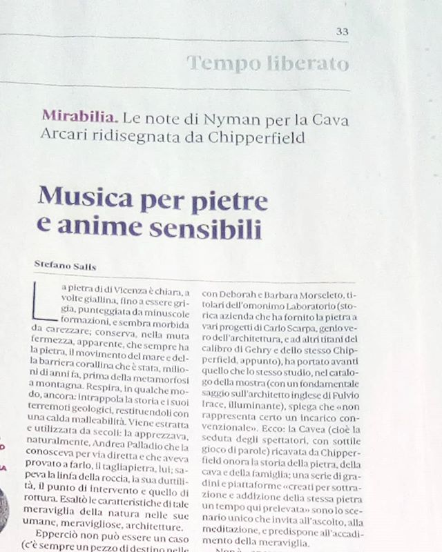 Today on Il Sole 24 Ore.