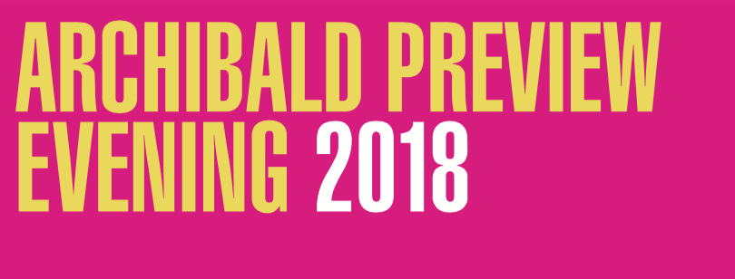 Scott Marsh and Bausele are proud sponsors of the Archibald Preview Evening 2018.
