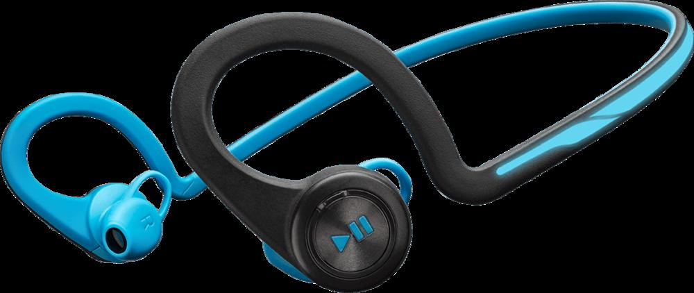 BackBeat Fit Blue Wireless earphones