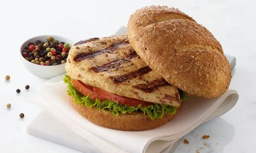 Chico-Fil-a grilled chicken sandwich