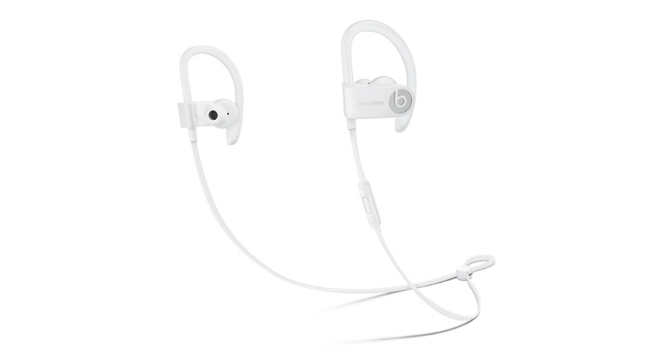Powerbeats3 white