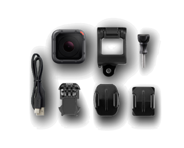 GoPro Hero5 Session Contents