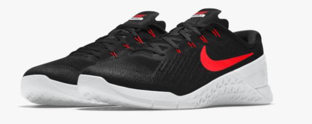 Nike Metcon 3 Black Red