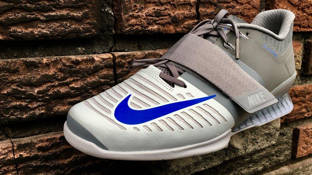 Nike Romaleos 3 Review