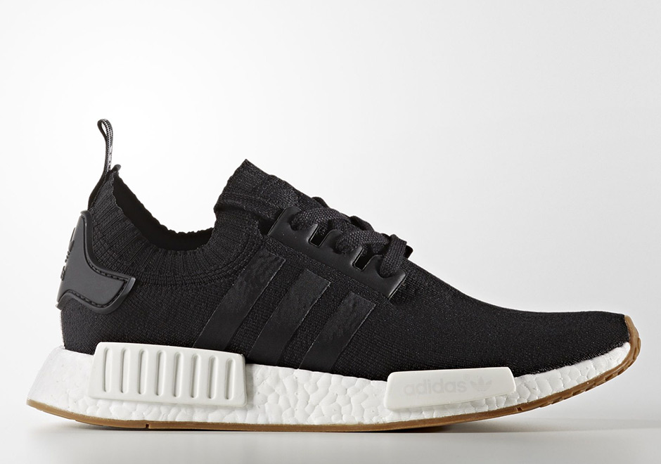 Adidas White NMD R1 Gum Pack Review — GYMCADDY™  7f5384812