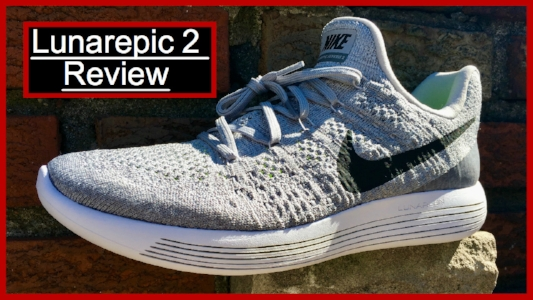 on sale 8c9bc 181c3 Nike Lunarepic Low Flyknit 2 Review — GYMCADDY