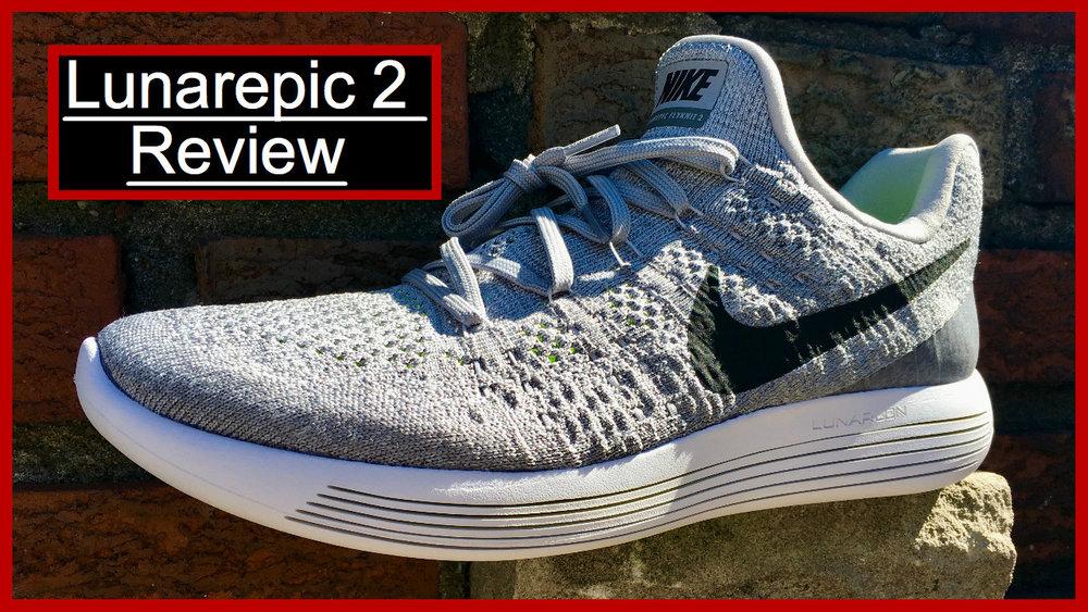 Nike Lunarepic Low Flyknite 2