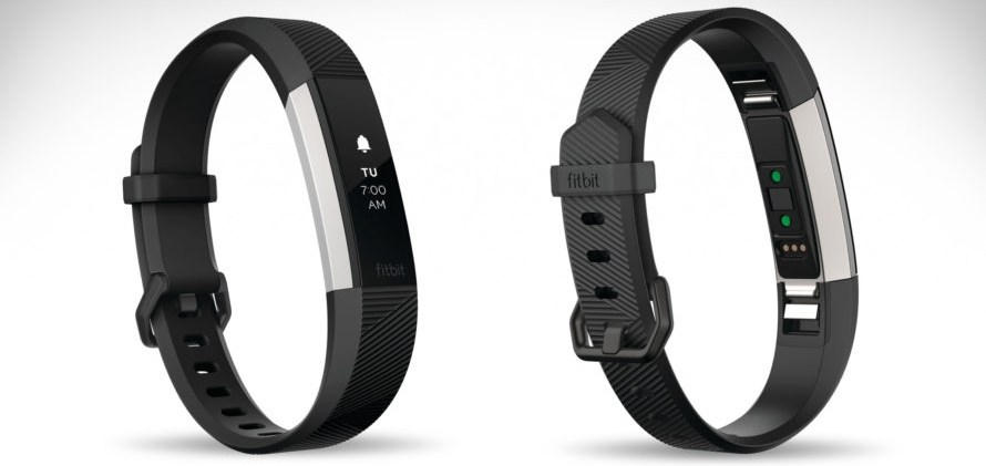 Fitbit Alta HR Heart Rate