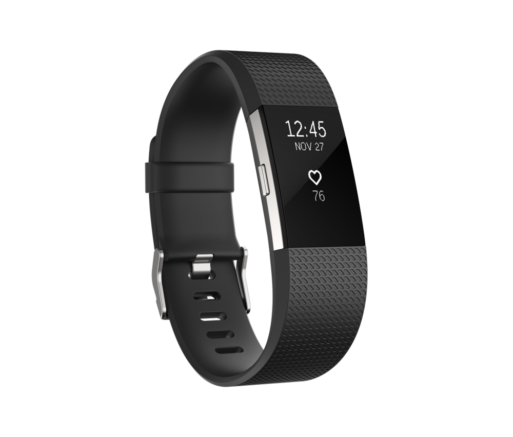 Fitbit Charge 2 Black