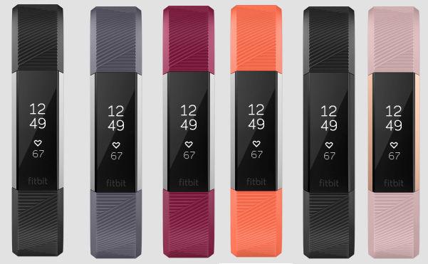 Fibit Alta HR Colors