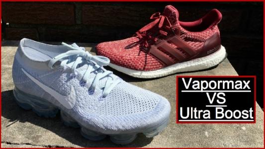 Nike Vapormax Vs Adidas Ultra Boost 3.0