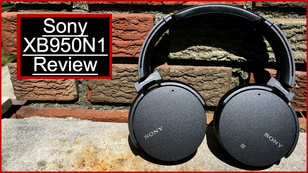Sony Extra Bass XB950N1 Review