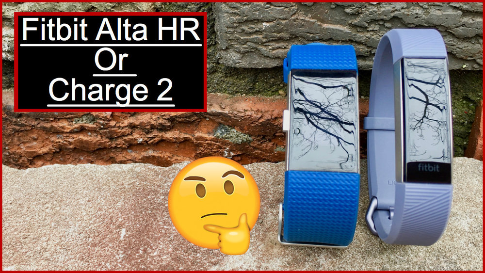 fitbit alta hr vs charge 2