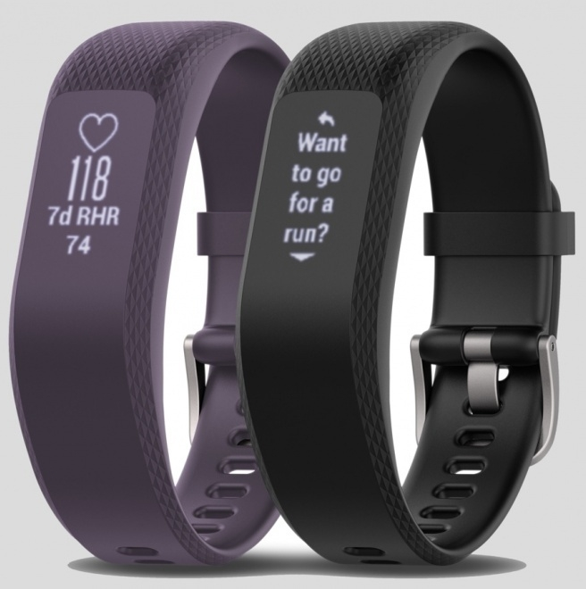 Garmin Vivosmart 3 Colors
