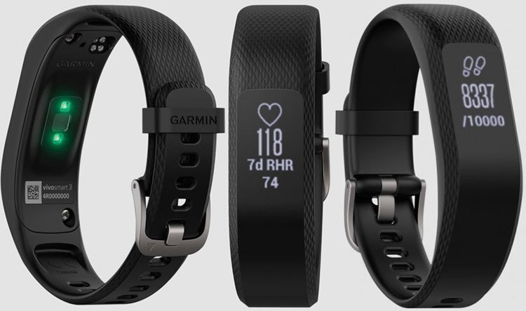 Garmin Vivosmart 3 review