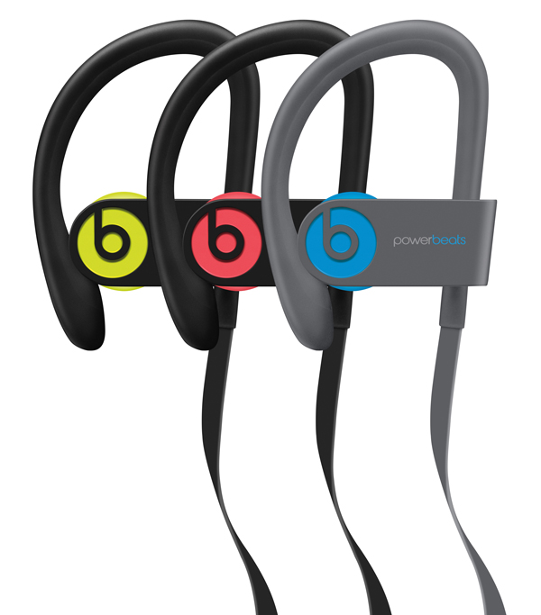 Powerbeats 3 colors