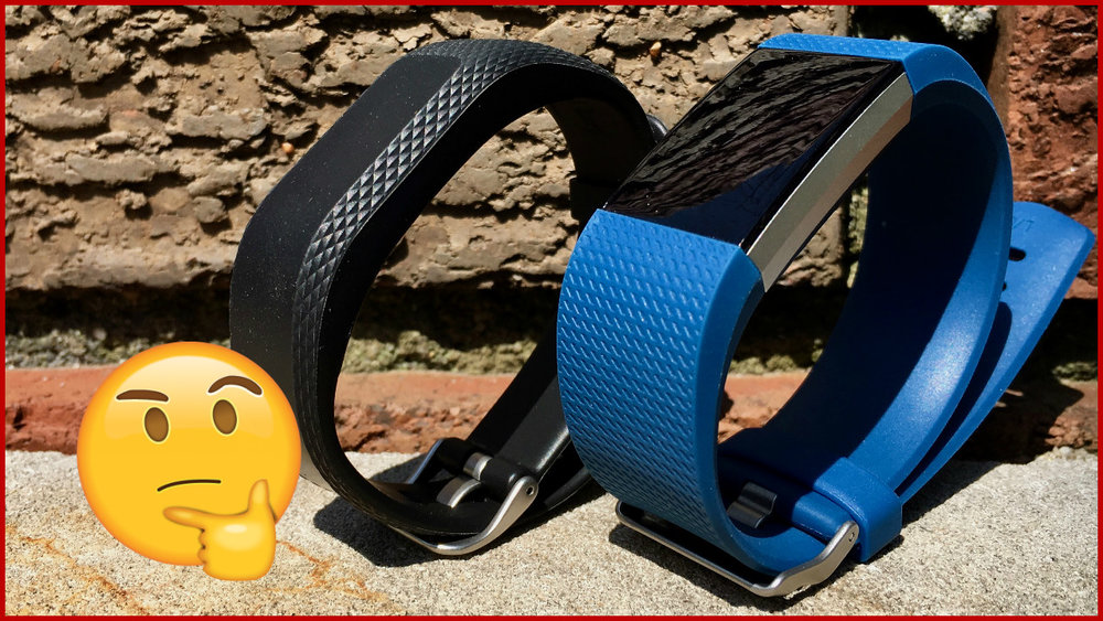Garmin Vivosmart 3 Vs Fitbit Charge 2
