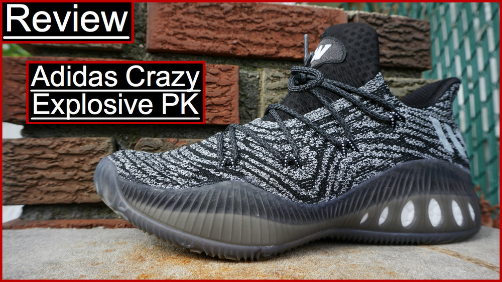 Adidas Crazy Explosive Review