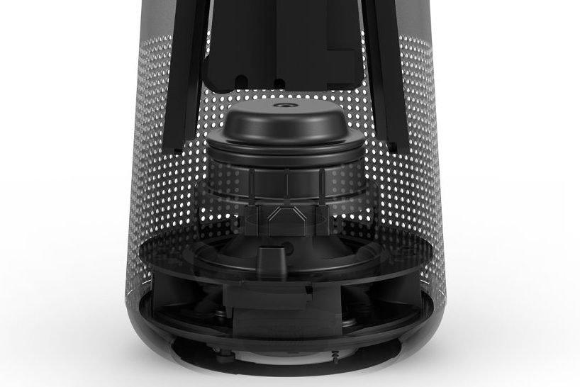Bose Soundlink Revolve Plus Internals
