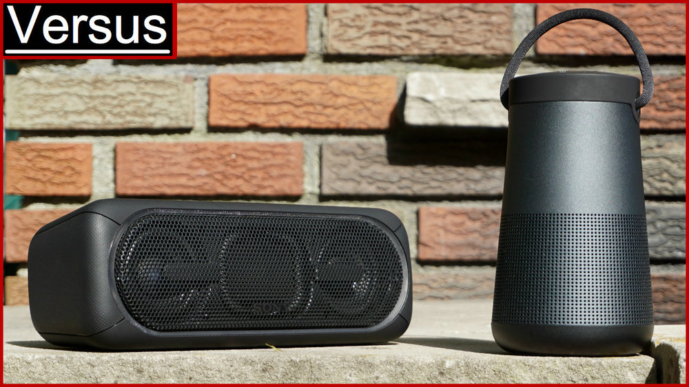 Bose SoundLink Revolve Plus Vs Sony XB40