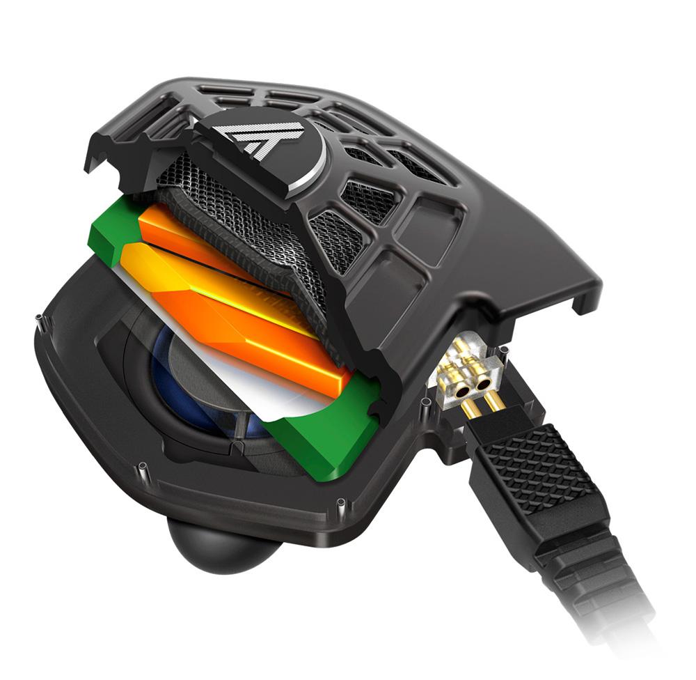 Audeze iSINE 10 Planar Magnetic Headphones
