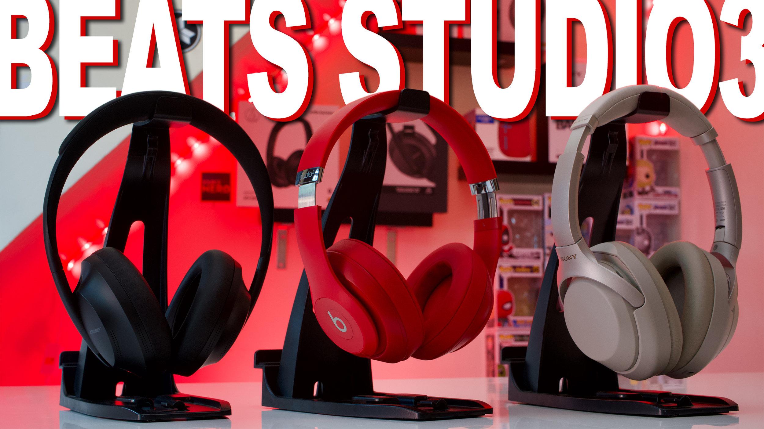 Beats Studio 3 In 2019 - Beats Studio 4 Coming Soon? — GYMCADDY