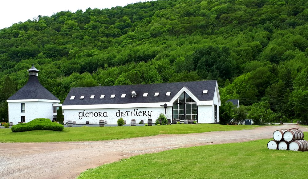 Food and Travel: Glenora Distillery; Glenville, Nova Scotia — The ...