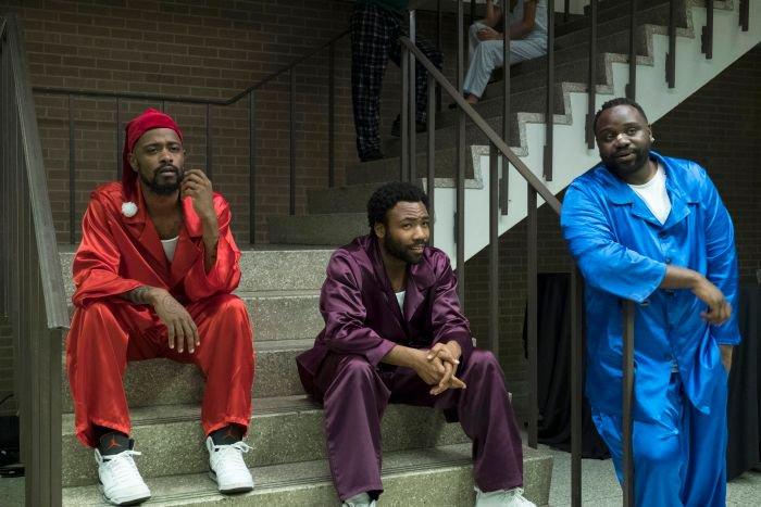 Atlanta FX: Deleted scene