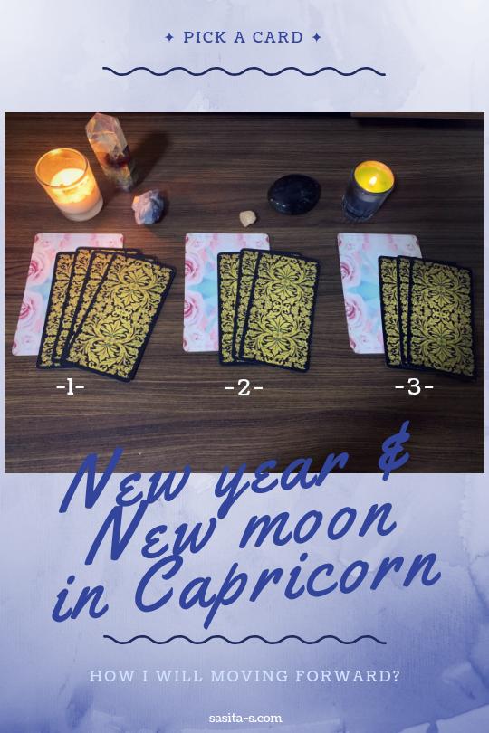 PICK A CARD : ต้นปีนี้เราจะเดินหน้าต่อไปมนทิศทางไหน