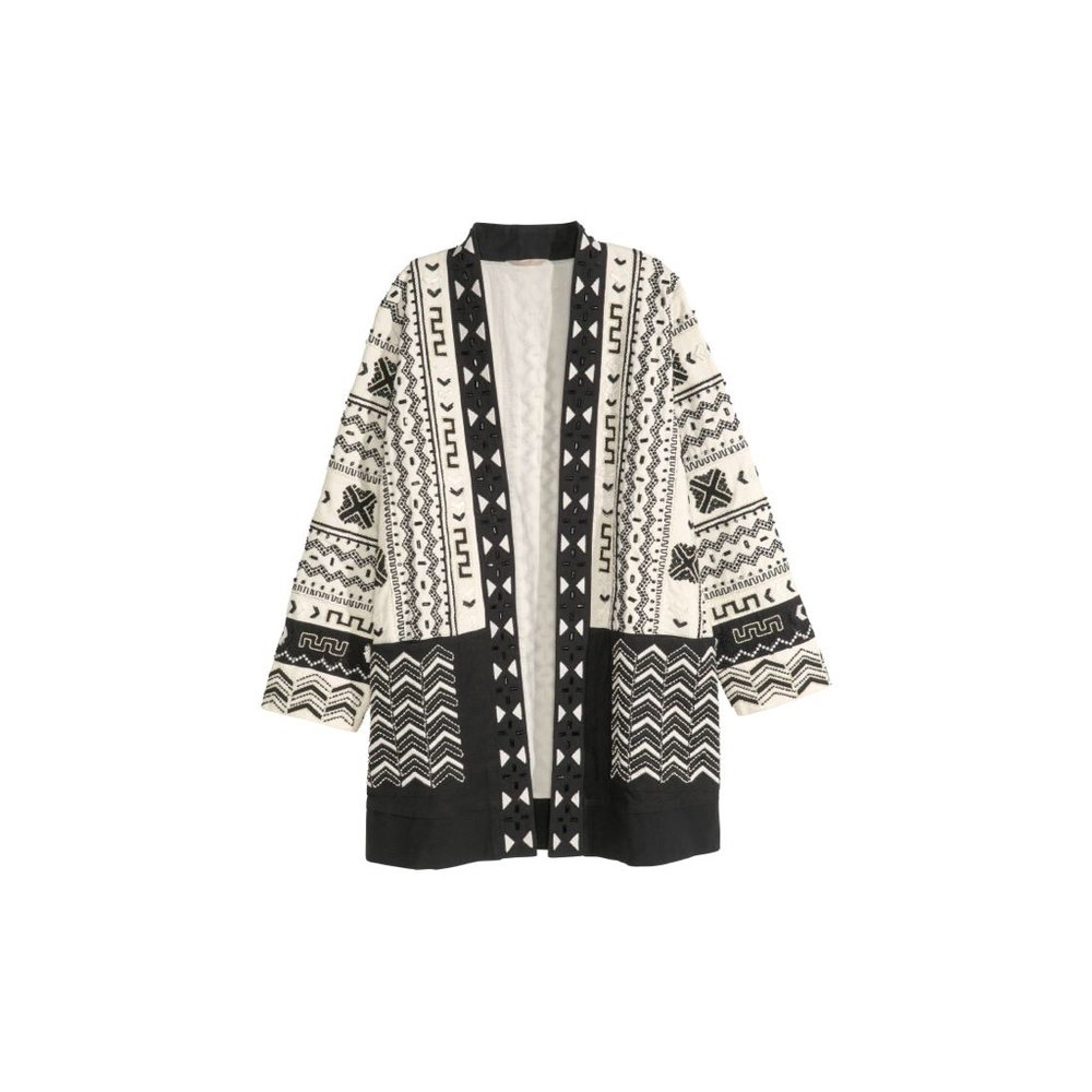H&M beaded jacket £79.99