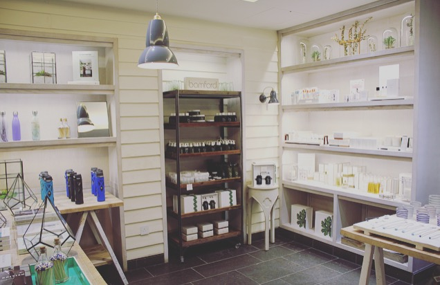 The Spa shop