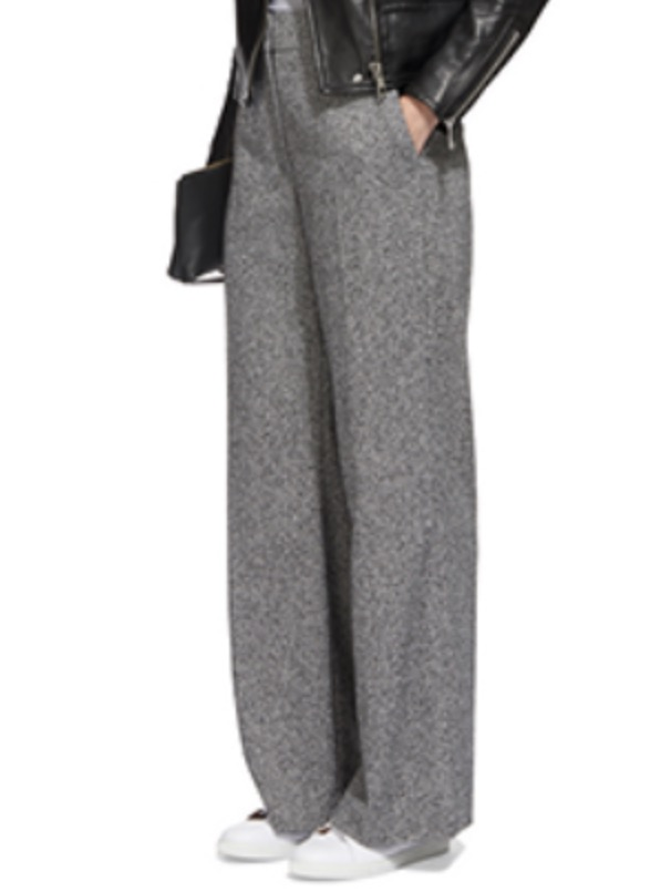 Whistles tweed trousers -  £175