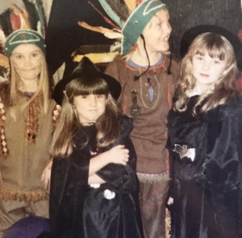 Halloween circa 89'