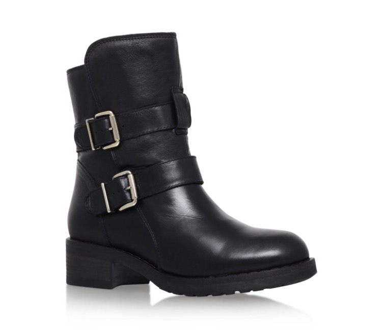 Kurt Geiger - Richmond Boot - £230 Very similar to the Jimmy Choo biker boots, my top pick.