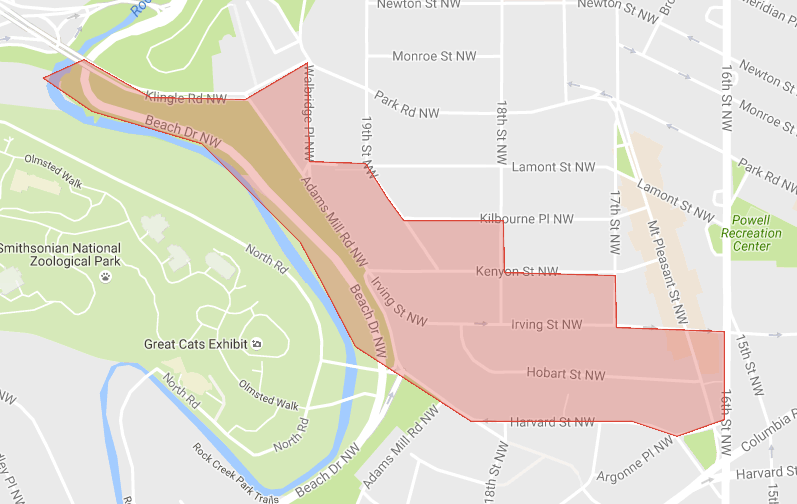Click on the map to view an interactive version in Google Maps.
