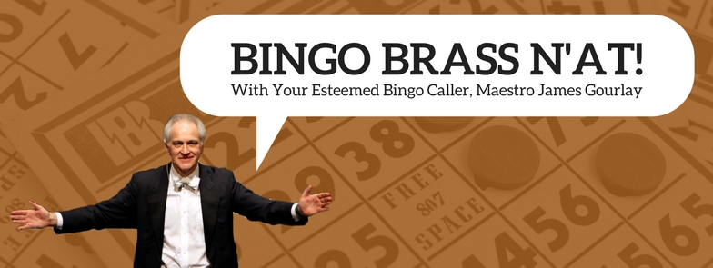 River City Brass Spring Bingo Fundraiser