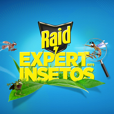 Bug Expert for Raid, SC Johnson