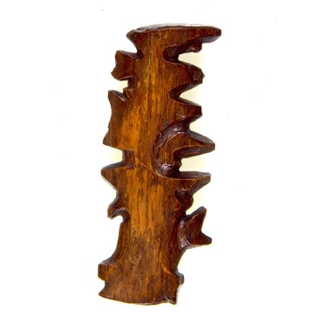 Ammassalik wooden map