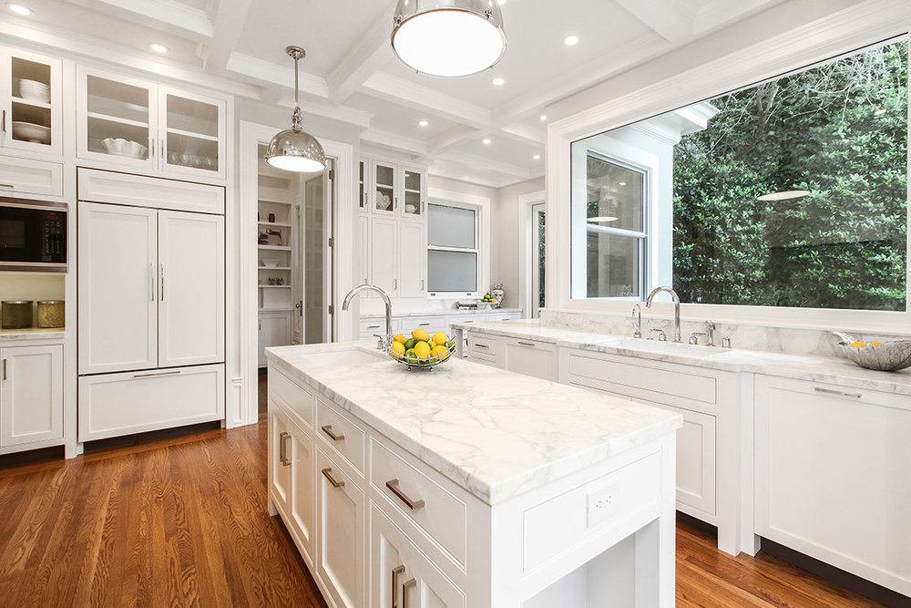 traditional kitchen in san francisco