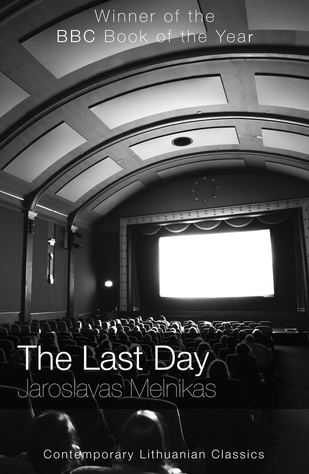 The Last Day  - Out July 1st 2018Winner of BBC Book of the YearJura finds that the favourite rooms in his house, each designed to reflect an aspect of his personality, are disappearing one by one. He remembers perfectly well playing the piano in 'The Grand Piano Room'. However, the other members of his family deny the room ever existed.A man publishes a book listing the dates that everybody in the world will die. A family counts down the days to the death-date of their son.An architect receives letters from God giving him choices which throw him into a moral dilemma.In this award-winning collection of stories, 'Melnikas questions the taboos that limit human freedom.' Lire