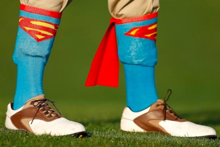 Create An Alter Ego Like Superman To Play Better Golf Best Golf